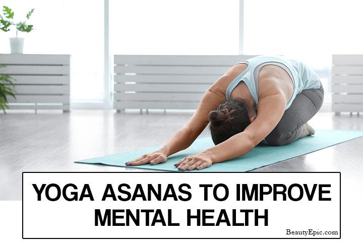Top 4 Yoga Poses to Improve Mental Health