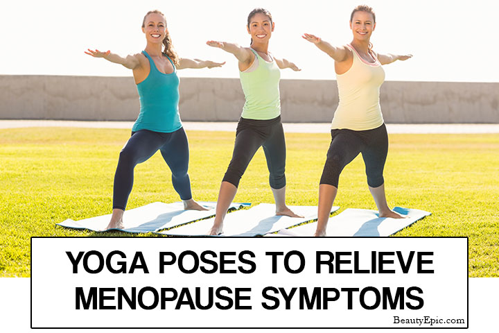 6 Best Yoga Poses to Relieve Menopause Symptoms