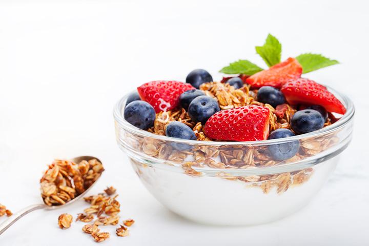 yogurt nuts weight loss