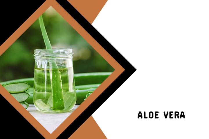 Aloe Vera for Back Acne