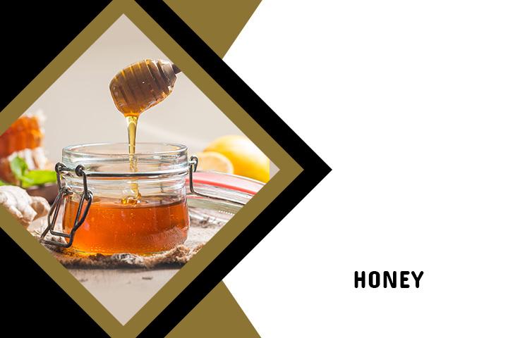 Honey for Back Acne