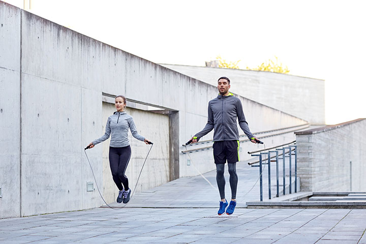 10-Minute Jump Rope Workout