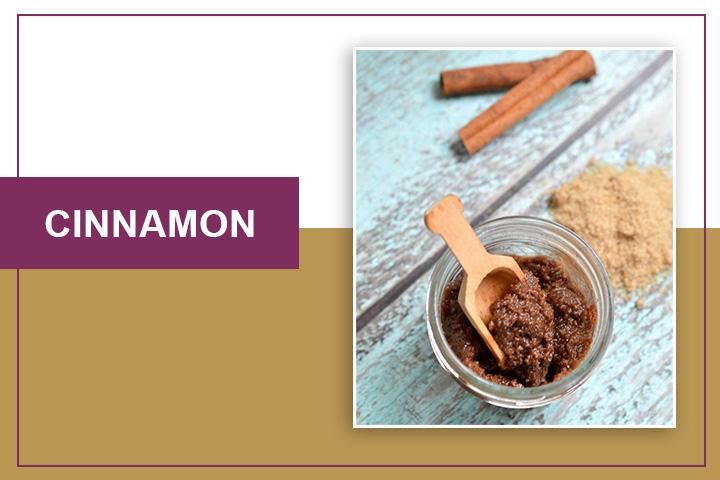 Cinnamon for Lip Plumping