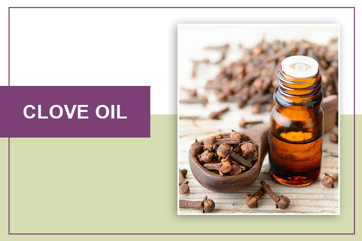 Clove oil for Lip Plumping