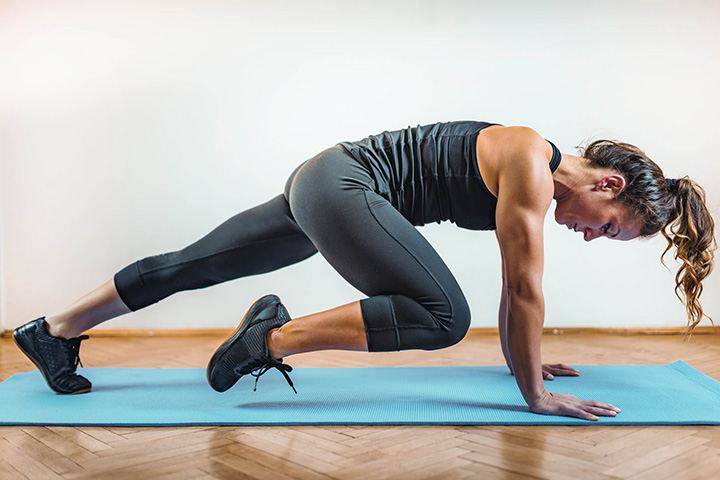 HIIT Workout in 10-Minutes Routines