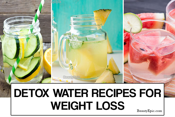 Top 10 Detox Water Recipes for Weight Loss
