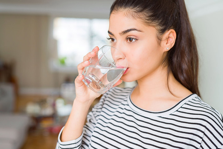 drink more water for weight loss