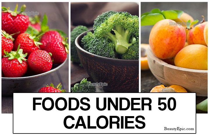 Top 20 Healthy Foods Under 50 Calories