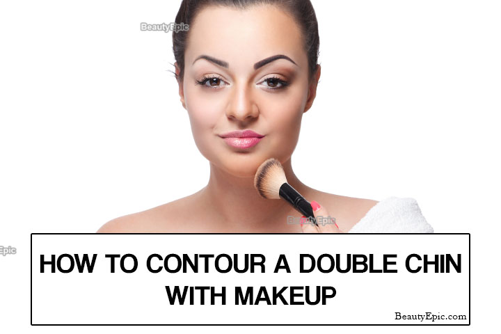 How to Hide a Double Chin with Makeup?