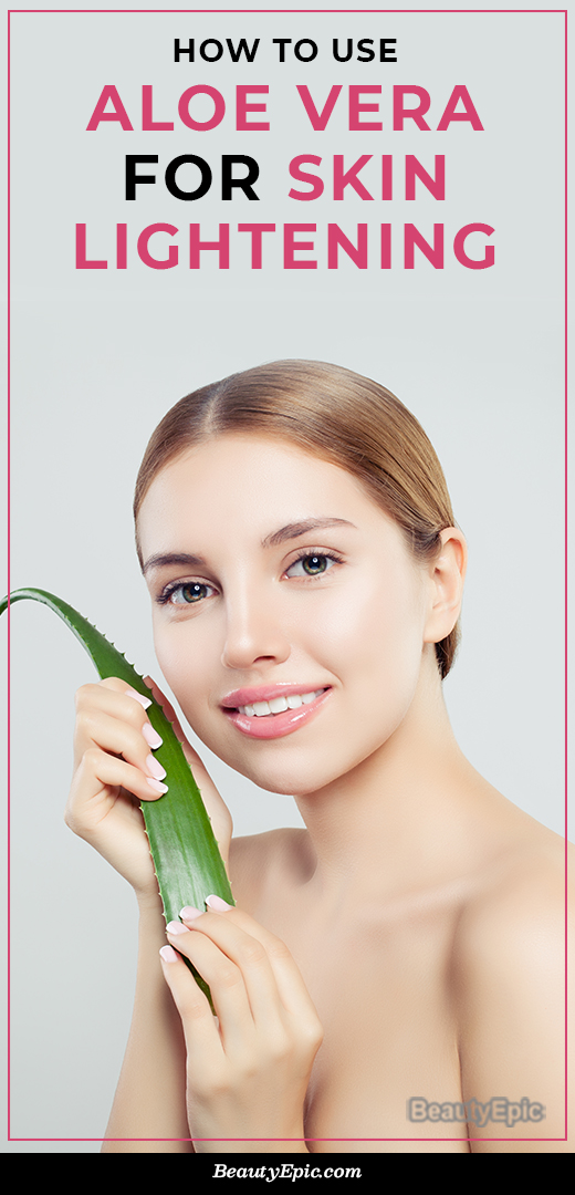 Aloe Vera Yogurt Tattoo Removal: How To Use Aloe Vera For Skin Lightening (Whitening)?