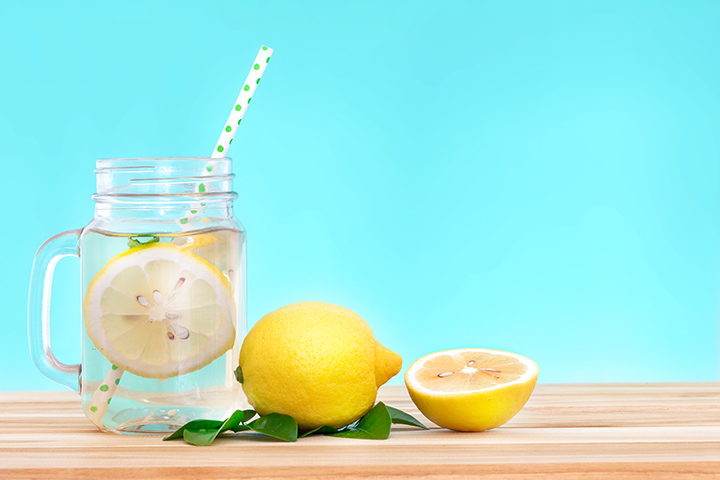 lemon detox water for weight loss