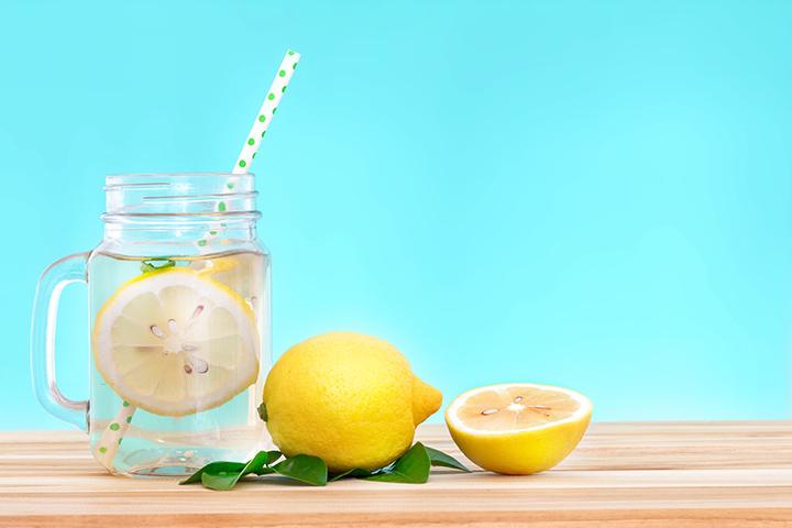 lemon detox water for weight loss