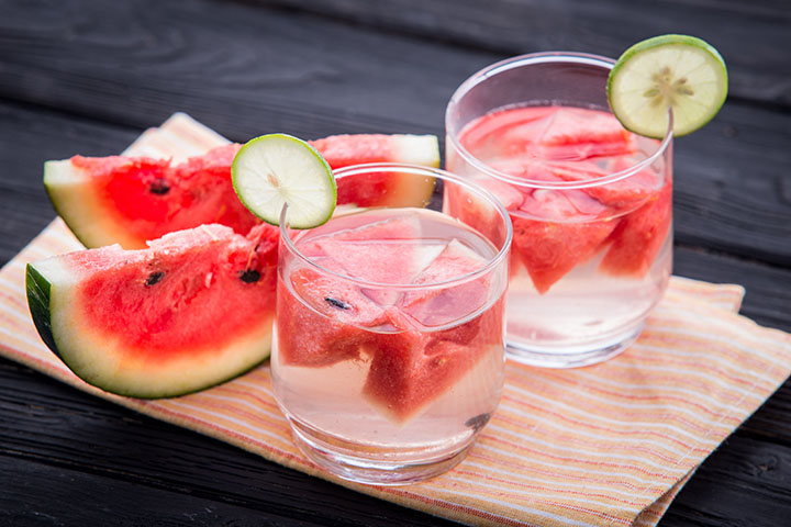 watermelon detox water for weight loss
