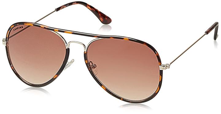 Fastrack UV Protected Aviator Women's Sunglasses