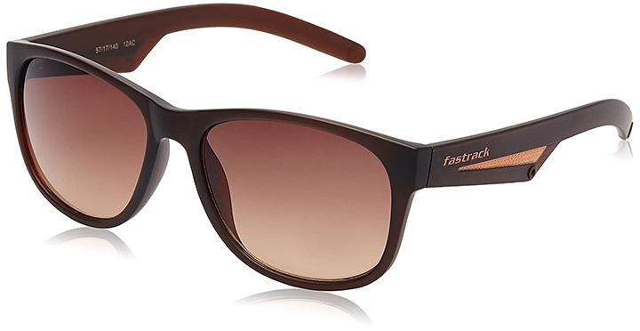 Fastrack UV Protected Wayfarer Unisex Sunglasses