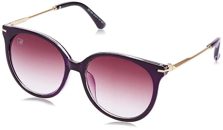MTV Gradient Round Unisex Sunglasses