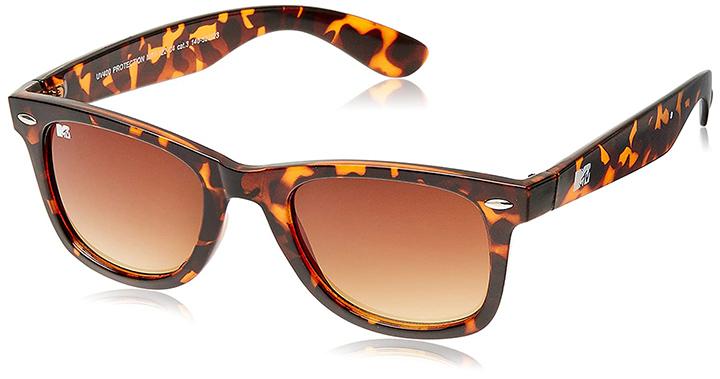 MTV Gradient Wayfarer Unisex Sunglasses