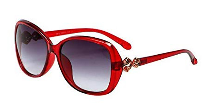 TAGGY Eyewear Uv Protected Oval Sunglasses For Women
