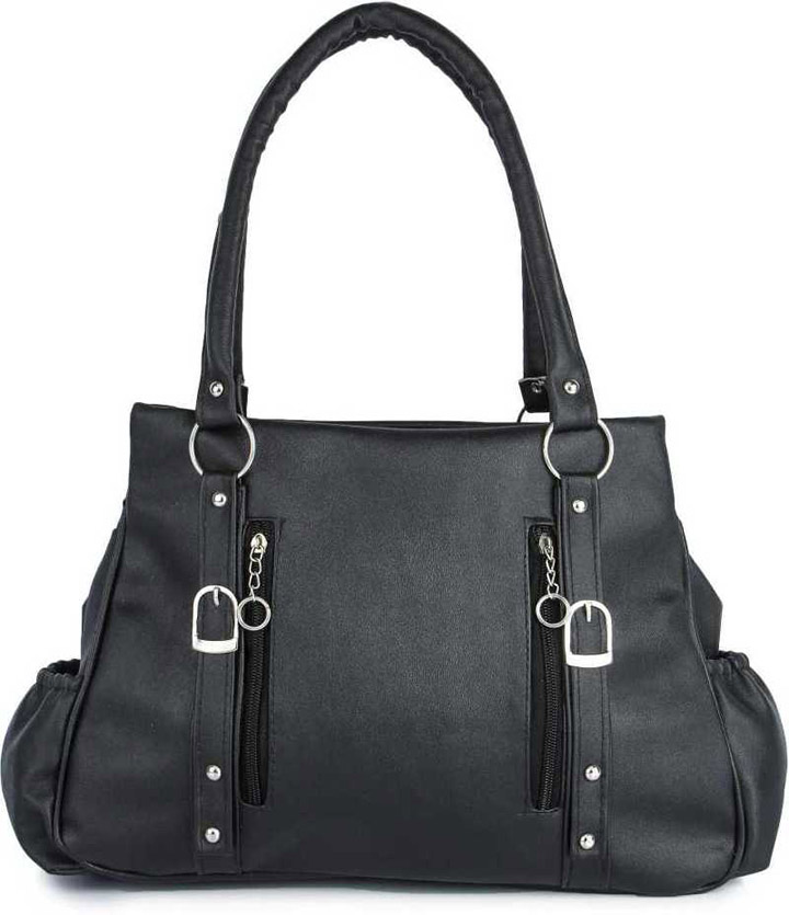 Women Black Shoulder Bag