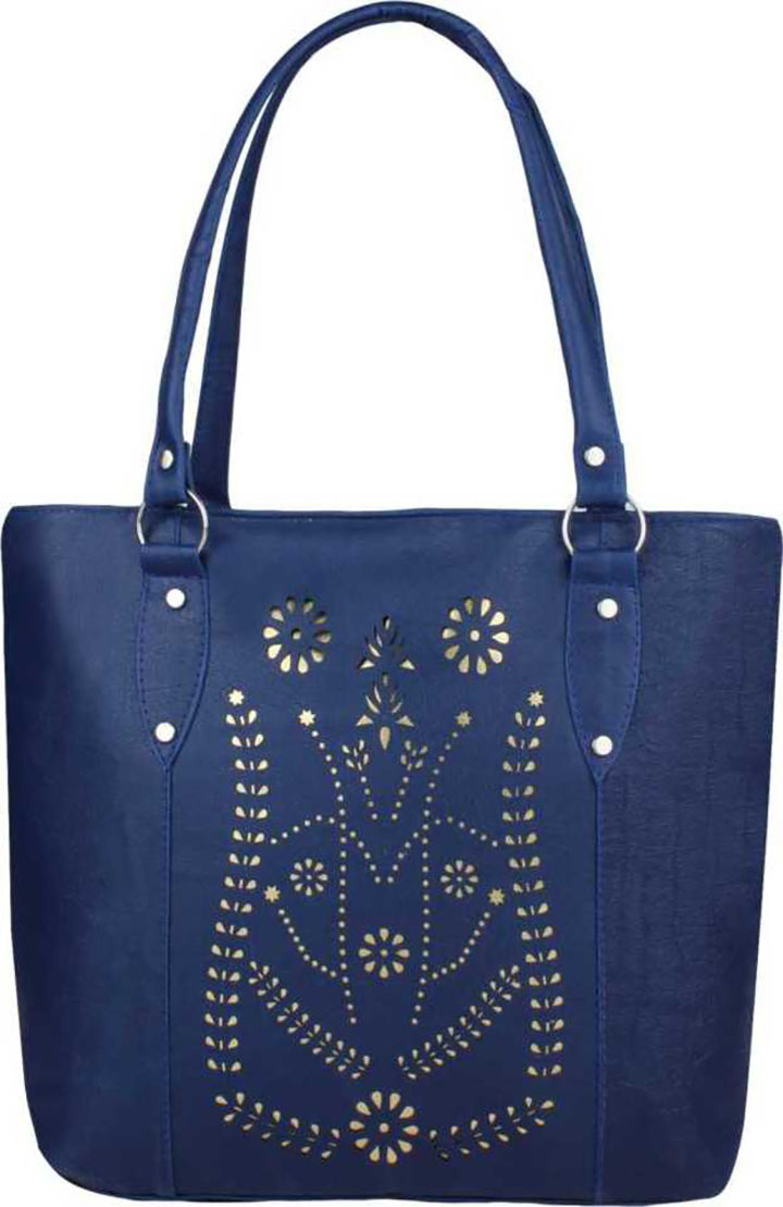Women Blue Shoulder Bag