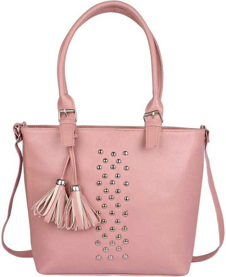 Women Pink Sholder bag