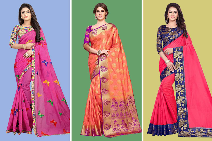 Top 35 Chanderi Sarees – Give Yourself a Royal Elegant Look