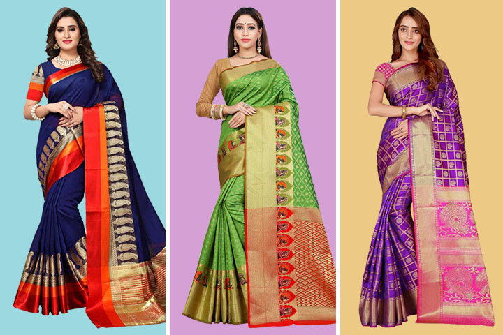 Top 25 Chanderi Silk Sarees Every Indian Woman Must Have