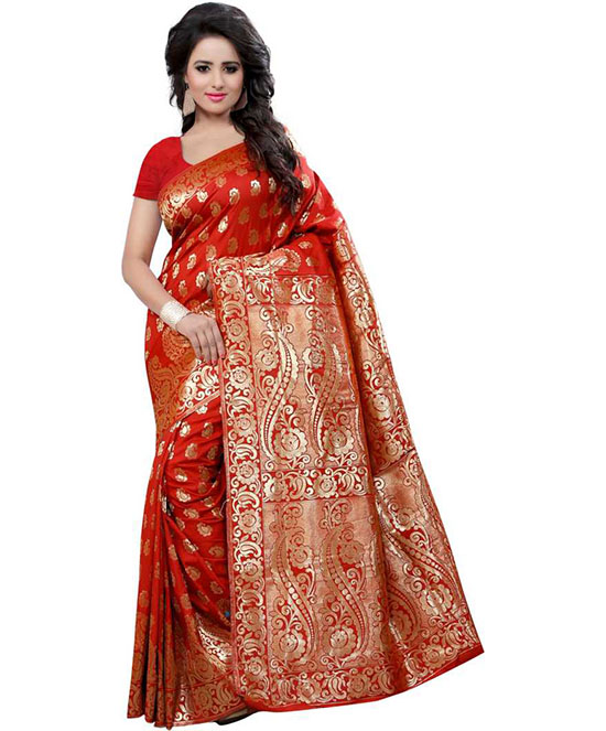 Coimbatore Cotton Blend, Cotton Silk Saree