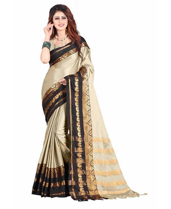 Coimbatore Cotton Silk Saree