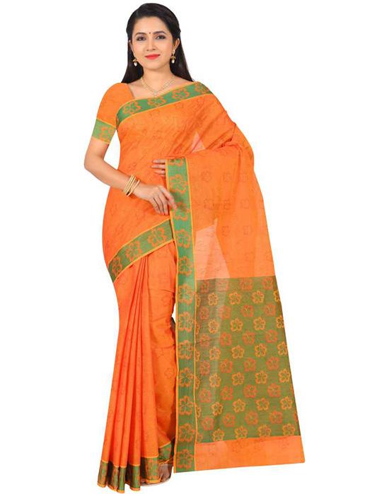 Cotton Coimbatore Pure Saree