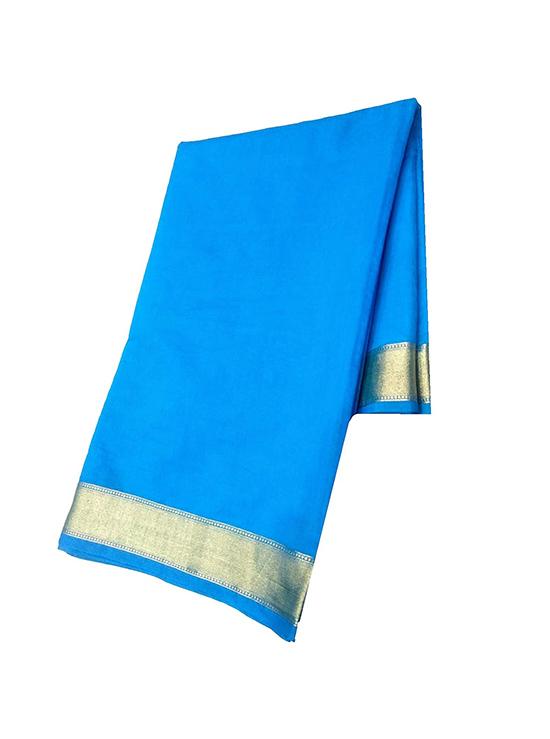 Muslin Kora Saree for Women