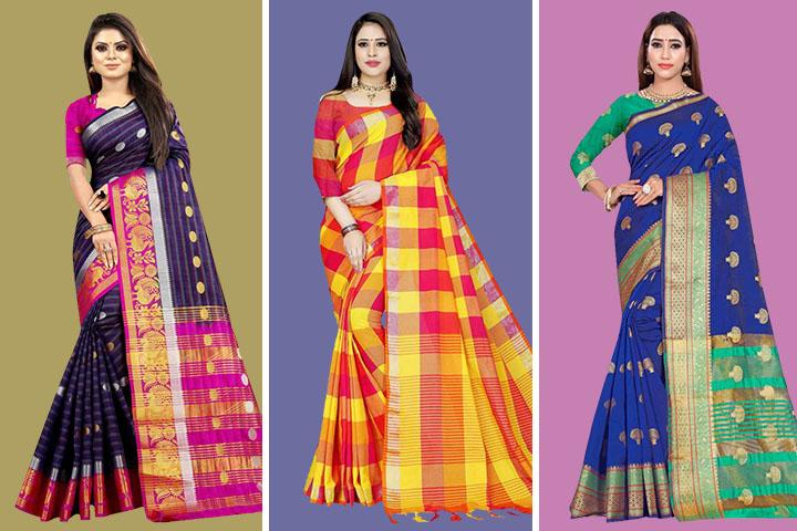 35 Traditional Arani Pattu Sarees at Best Prices