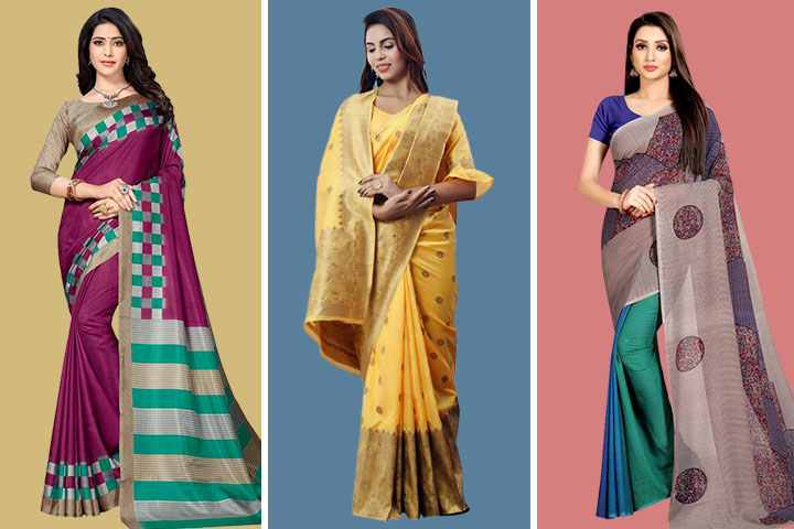 Assam Silk Sarees – Choose Your Favorite Pick From 35 Latest Designs