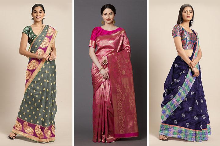 Top 20 Collection of Mesmerizing Banarasi Sarees for Women