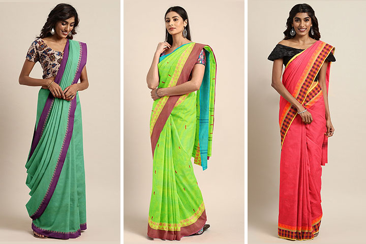 Top 15 Trendy Collection of Chettinad Cotton Sarees for Women