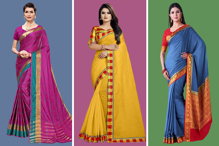 25 Exclusive Collections of Chinnalapattu Sarees with Images