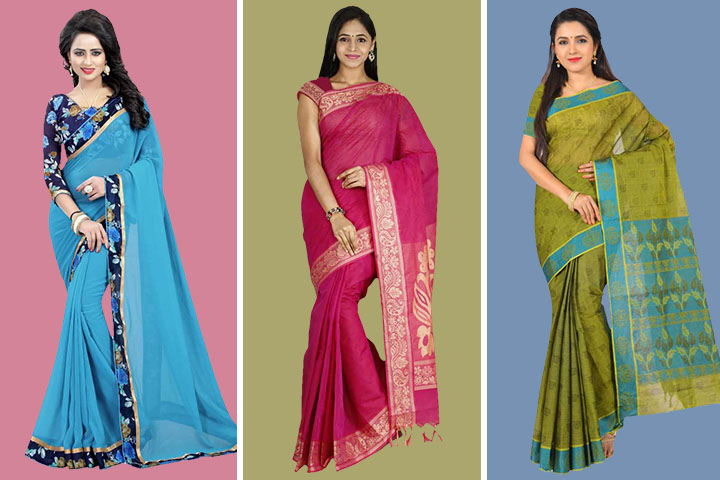 25 Latest Coimbatore Cotton Sarees Collection with Exclusive Designs