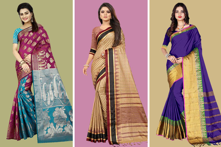 25 Beautiful Collection of Coimbatore Silk Sarees with Images