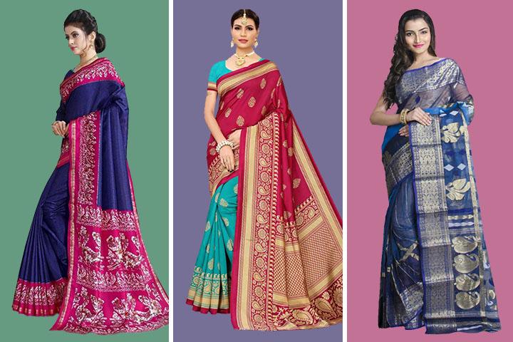 30 Largest Collection of Hand Batik Sarees – Pick Your Favourite Saree