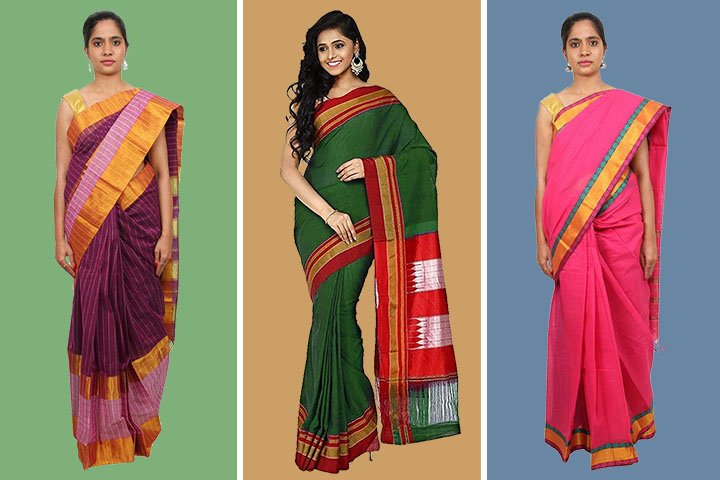 20 Traditional Ilkal Sarees with Images