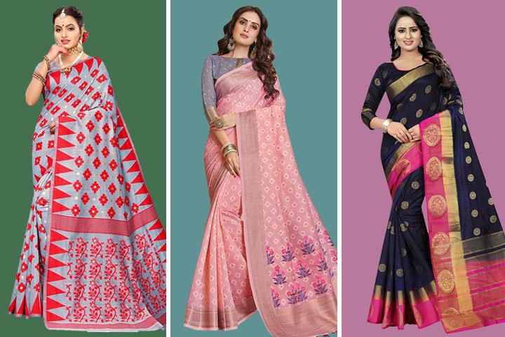 35 Largest Collection & Different Varieties of Jamdani Sarees