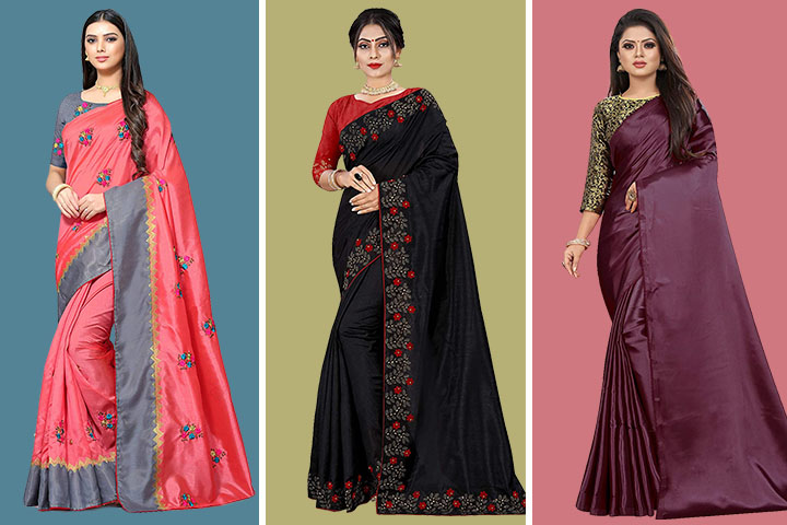 35 Most Beautiful Kosa Sarees Collection for Classy Look