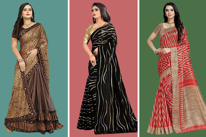 35 Traditional Style of Leheriya Sarees With Images