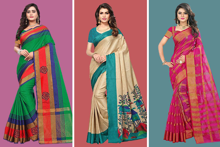 30 Latest Collection of Manipuri Sarees for Traditional Look