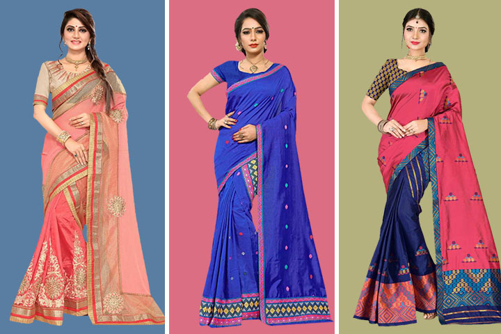 30 Latest Collection of Mekhela Chador Sarees at Best Prices