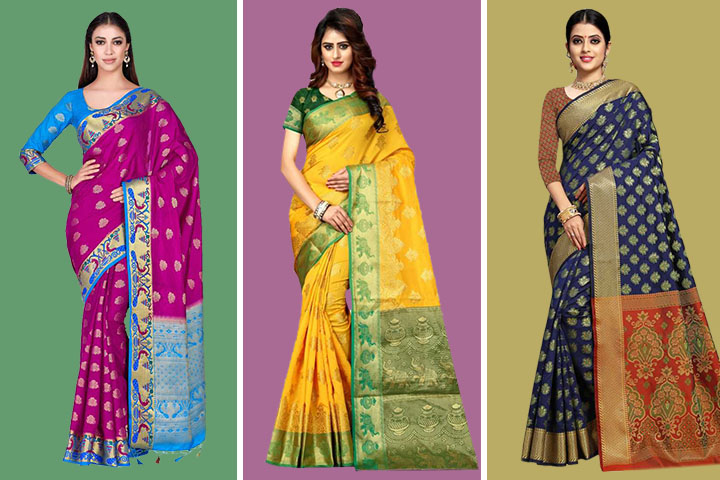 45 Latest Paithani Sarees Collection with Unique Design and Patterns