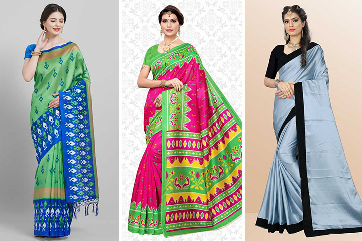 35 Fashionable Rajkot Sarees with Images