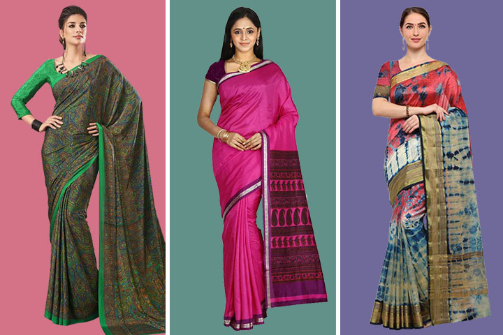 35 Beautiful Sungudi Sarees Collection With Pictures