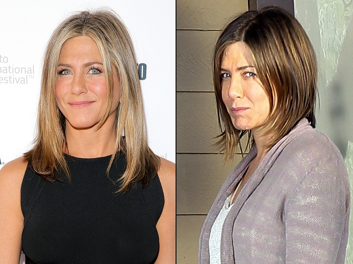 Jennifer Aniston Wears No Makeup