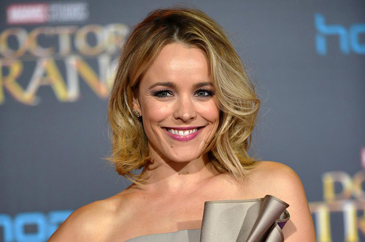 Rachel McAdams – Height, Weight, Age, Movies & Family – Biography